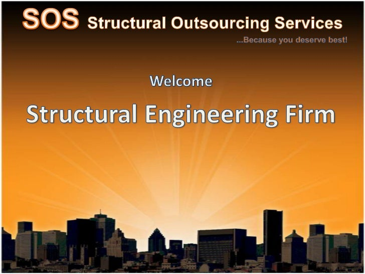• Structural outsourcing services is a leading  structural engineering firms that specializes  in providing comprehensive ...