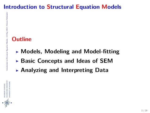 phd thesis structural equation modeling Communications of ais volume 4, article 7 2 structural equation modeling techniques and regression: guidelines for research practice by d gefen, dw straub, and m boudreau.
