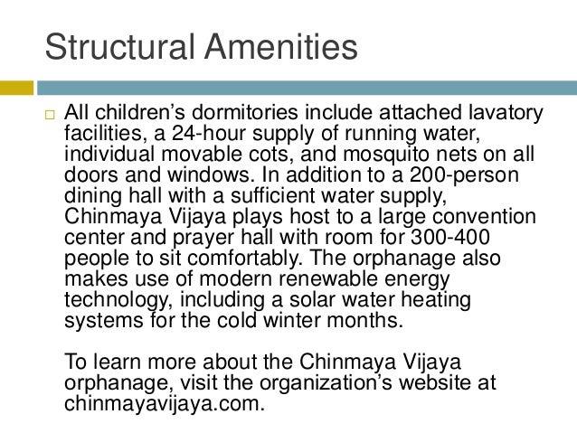 Structural Amenities at Chinmaya Vijaya Slide 3