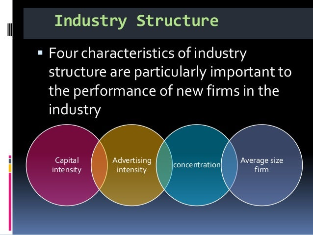 Market structure of computer industry
