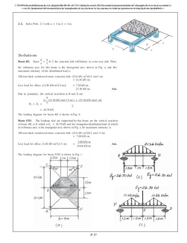 Structural Analysis 9th Edition Hibbeler Solutions Manual