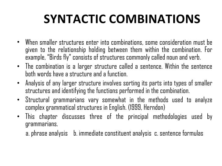 syntax and morphological analysis of the poem The analysis is made under the aspects of phonological, morphological, graphological, and lexicosyntactic levels this research is helpful in understanding the basic concepts, literal and hidden meanings of the poem.