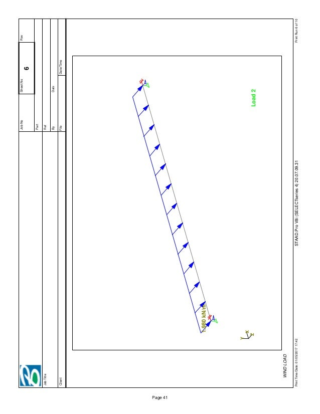 STRUCTURAL CALCULATION - CURTAIN WALL (SAMPLE DESIGN)