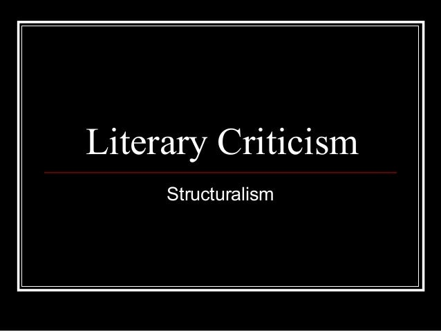 advantages and disadvantages of structuralism