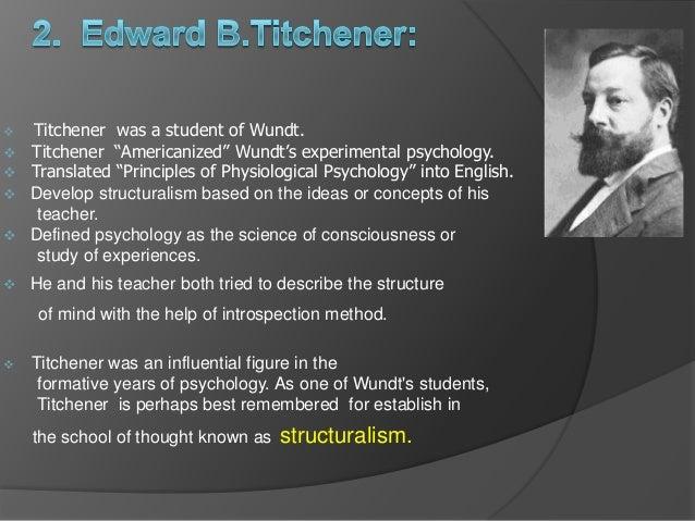 wundt psychology