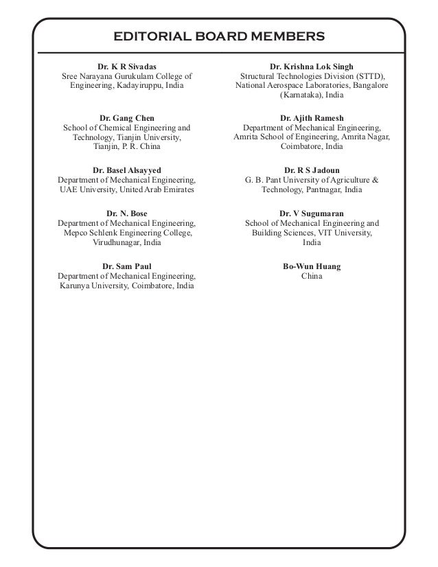 International Journal of Structural Mechanics and Finite Elements vol…