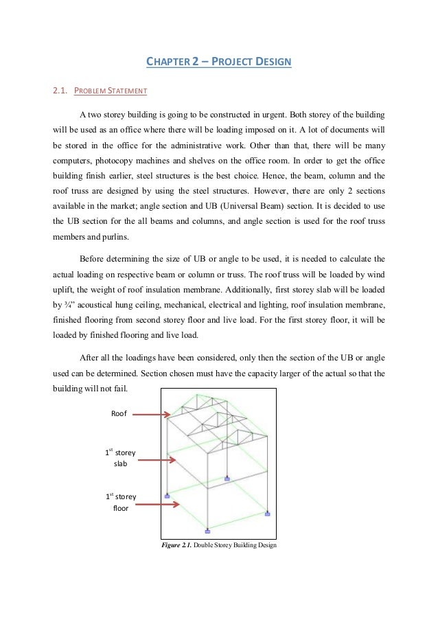 Structural Steel and Timber Design EV306 Project Report
