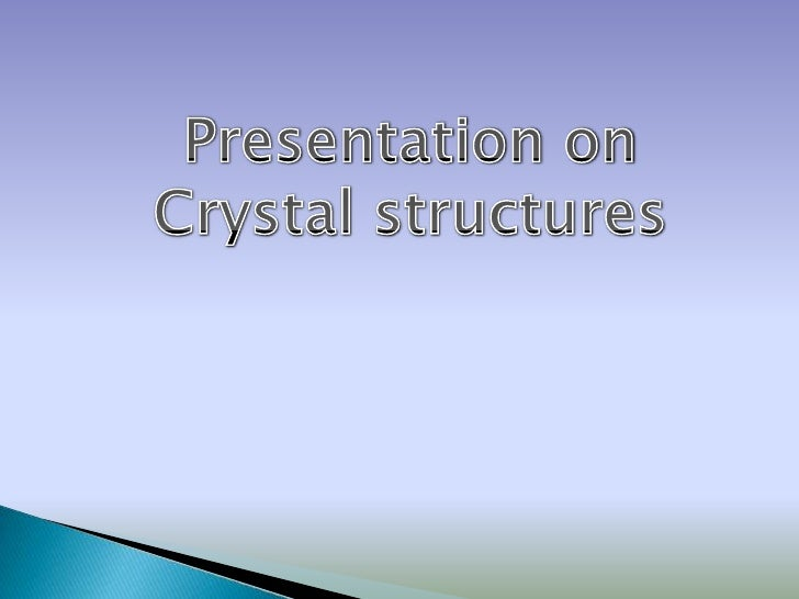 """CRYSTAL""""A crystal is a solid in which atoms are arranged insome regular repetition pattern in all directions.""""""""Aggregation..."""