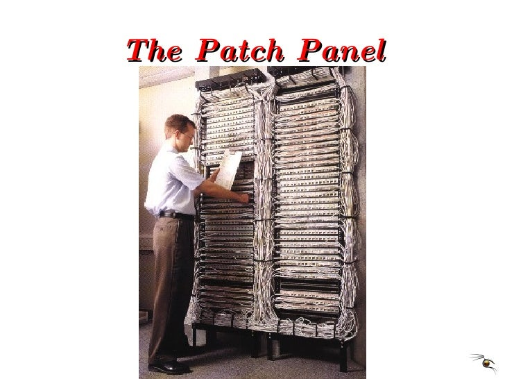 The Patch Panel