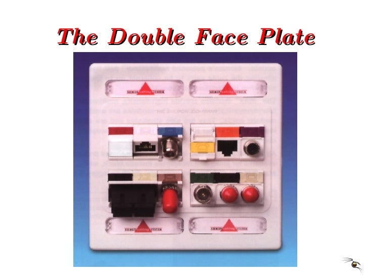 The Double Face Plate