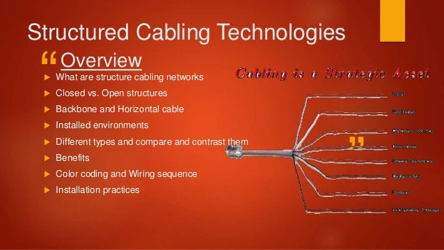 structured cabling proposal The columbus metropolitan library is currently accepting bids on contracts for the columbus metropolitan library technology cabling phase 4 (dublin branch) the work includes the following package: 271000 structured cabling provide technology cabling work for the dublin branch proposals shall.