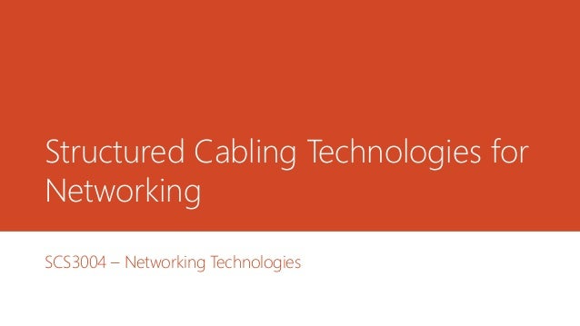 structured cabling proposal Depending on your network's size, percento will design a structured cabling plan   of your system and a comprehensive (no obligation) proposal of services.