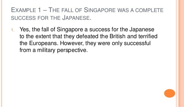 history essay questions singapore Here we have some of the best collection of essays specially written for kids read sample, short, long, descriptive and narrative essays on various subjects.