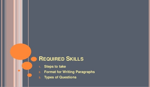 structured essay question format To that end, this resource will help you prepare and write essays for exams to an essay question the structure of the answers to these essay exam.