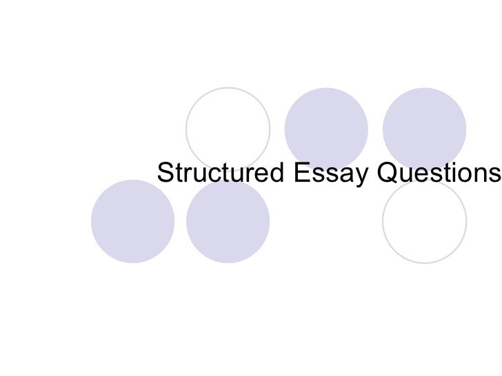 answering essay questions discuss To answer an essay question (eq), students must assess the chart below outlines 4 main types of essay questions, the verbs/cues that indicate the type of essay question and its purpose, and the strategy to be used to answer it explain, discuss (main ideas and major supporting points) è explain.