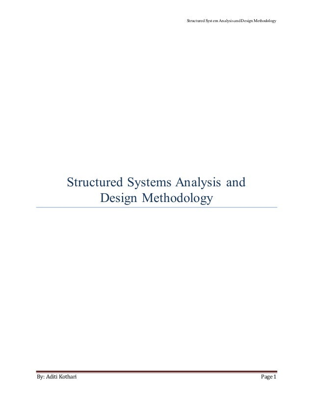 Structured Systs Analy Design Download Free Download Medical Surgical Nursing Book Pdf