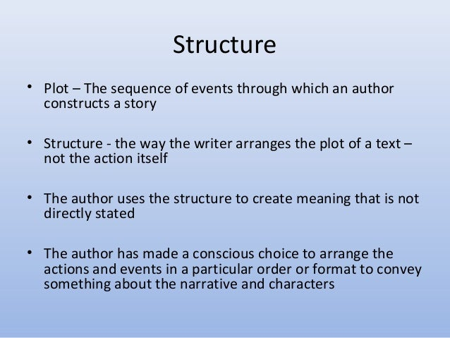 Structure in literature - Structure lit 180x200 ...