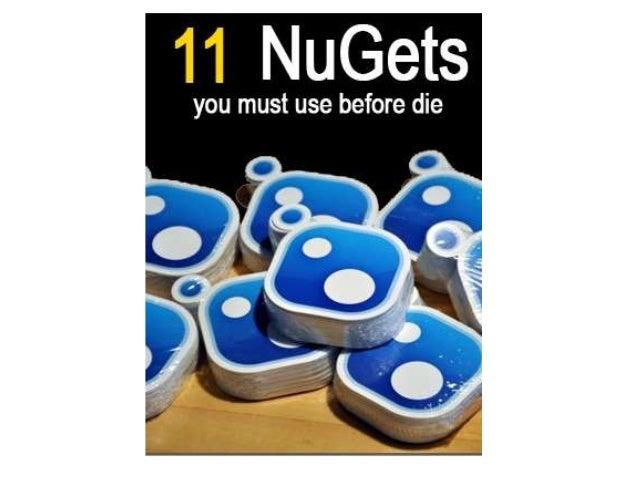 NuGet• Extensão pro Visual Studio• Torna fácil a instalação e atualização de  bibliotecas e ferramentas em nossos projetos...