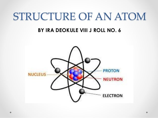 The structure of the atom roho4senses the ccuart Choice Image