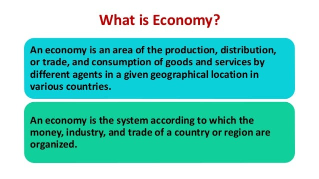 Structure of the Economy, Inflation and GDP Slide 2
