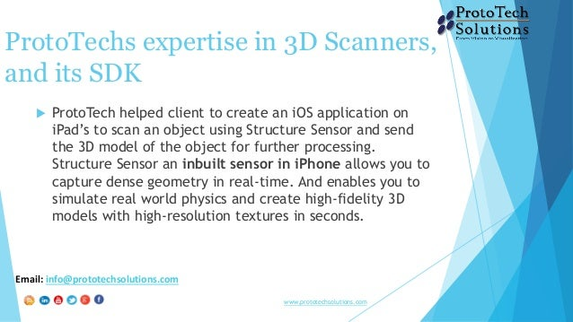 3D Modelling using 3D Scanners