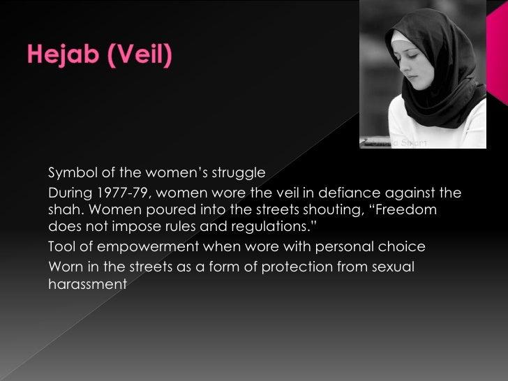 Sex discrimination in iran