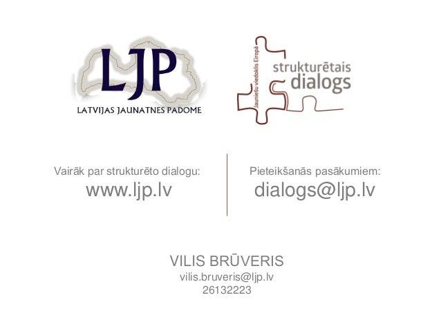 Strukturētais dialogs