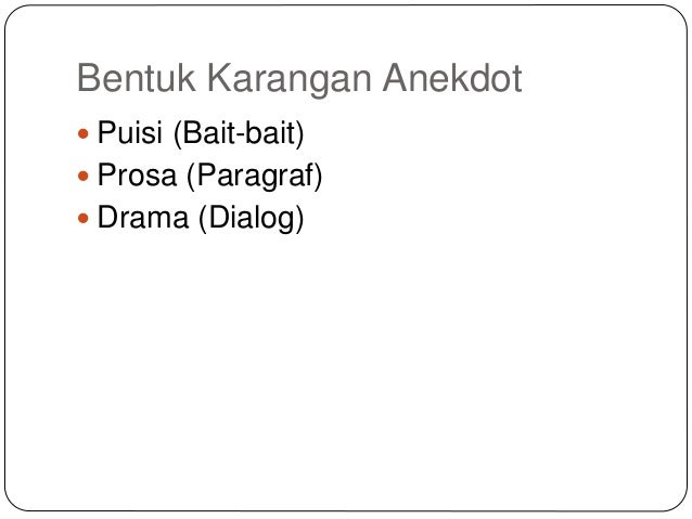 Teks Drama Anekdot Singkat Django Actor