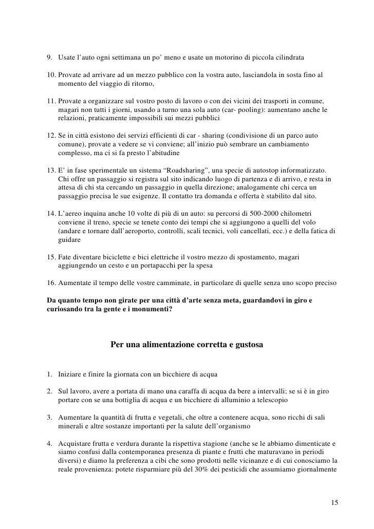 Cosa posso fare io  Una proposta di Alberto Castagnola 22315c0f9323