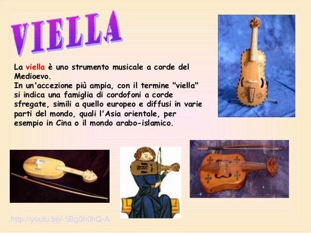 Strumenti medievali for Strumento del radiotecnico