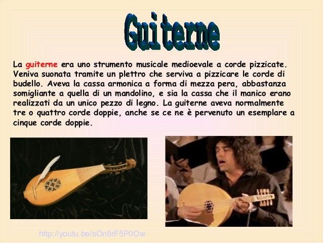 Il mandolino era popolarissimo nel sud d'Italia, in particolare in Campania a Napoli. Presenta 4 corde doppie che vengono ...