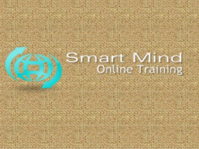 ABOUT US Smart Mind Online Training is one altogether the leading IT work Institutions, established in Hyderabad with the ...