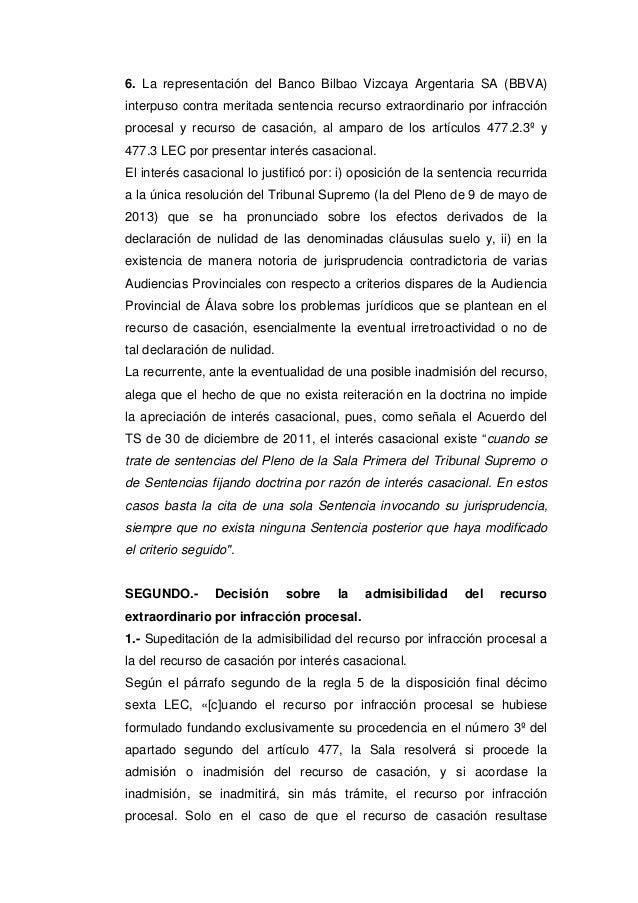 Sts clausula suelo 2015 for Reclamacion cantidad clausula suelo