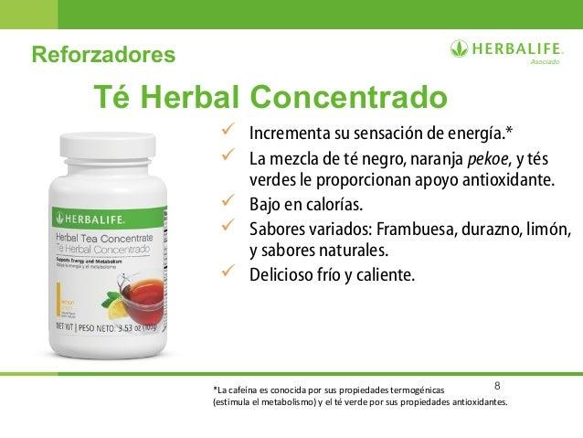 STS Presentacion Herbalife