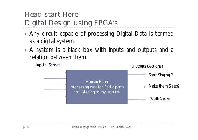Digital System Design Basics