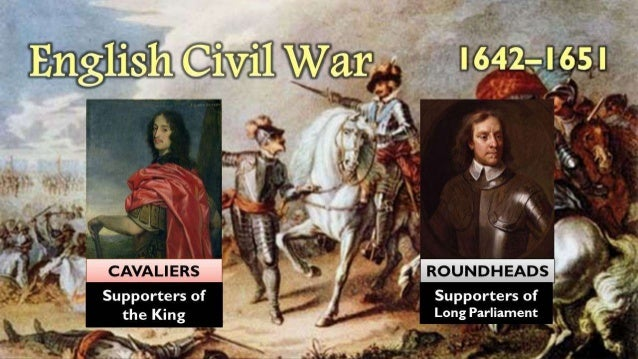 Image result for english civil war