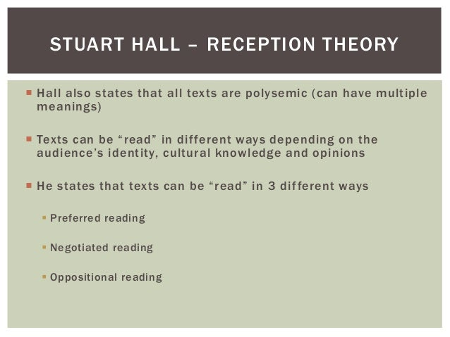 a definition of cultural identity according to stuart hall I am a black (by gwendolyn brooks) according to my teachers,  cultural identity and diaspora stuart hall  the terms of this definition, our cultural identities.