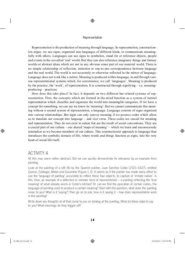 stuart hall representation theory pdf