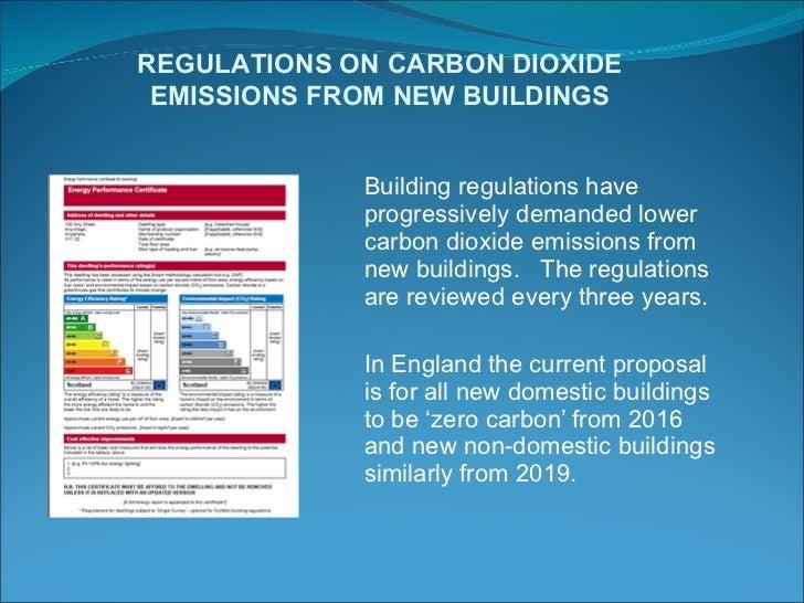 Stuart MacPherson   Driving Carbon Reductions in a Stagnant Building Market Slide 3