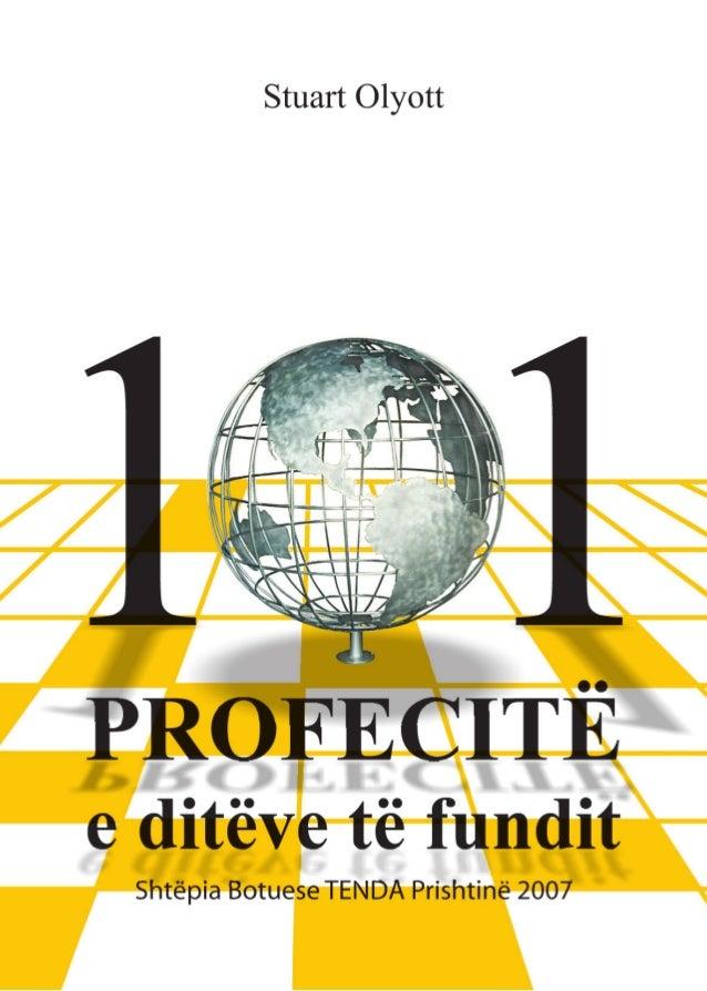 101 profecitë e ditëve të fundit  Stuart Olyott