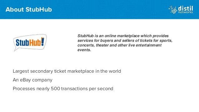 Learn how Stubhub blocks bad bot activities like price scrapers, comp…