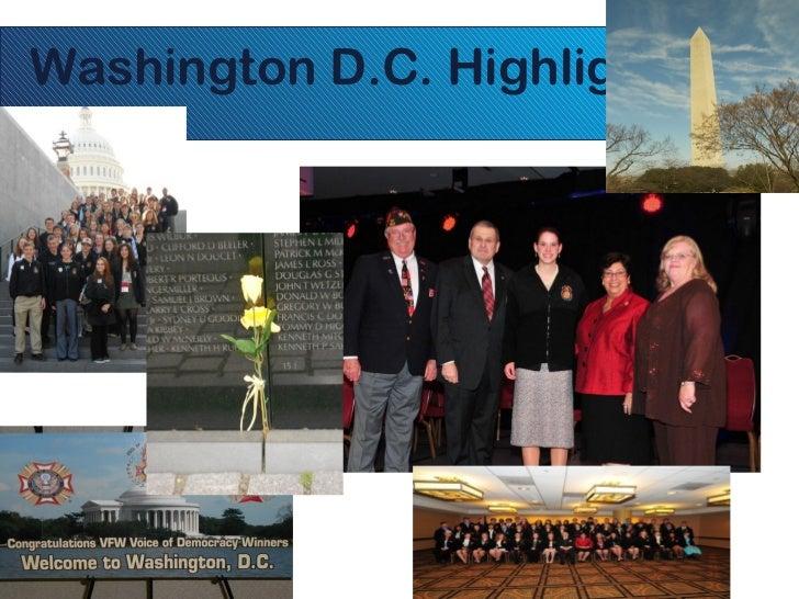 Washington D.C. Highlights: