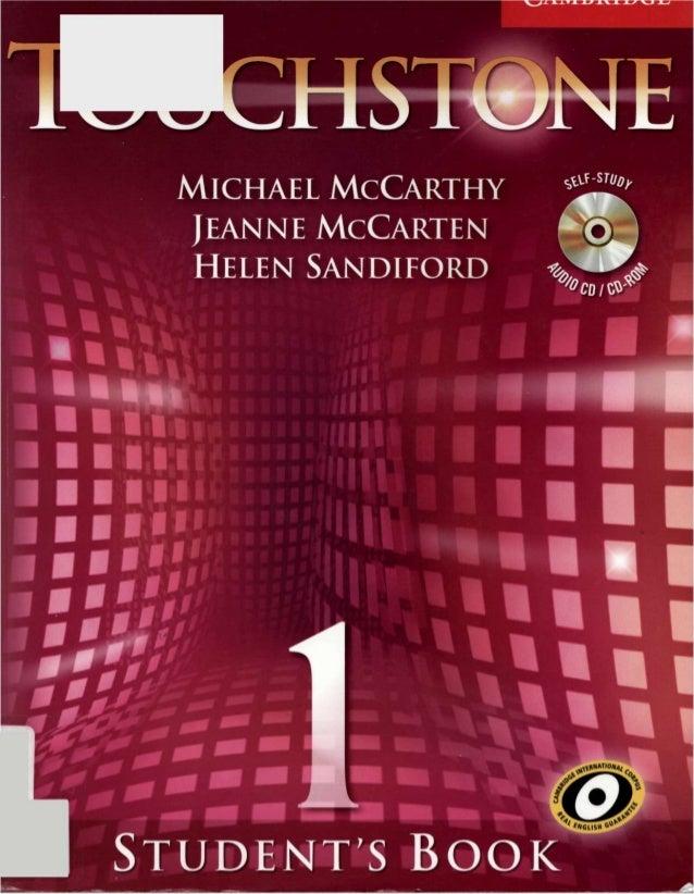 Student  book touchstone 1