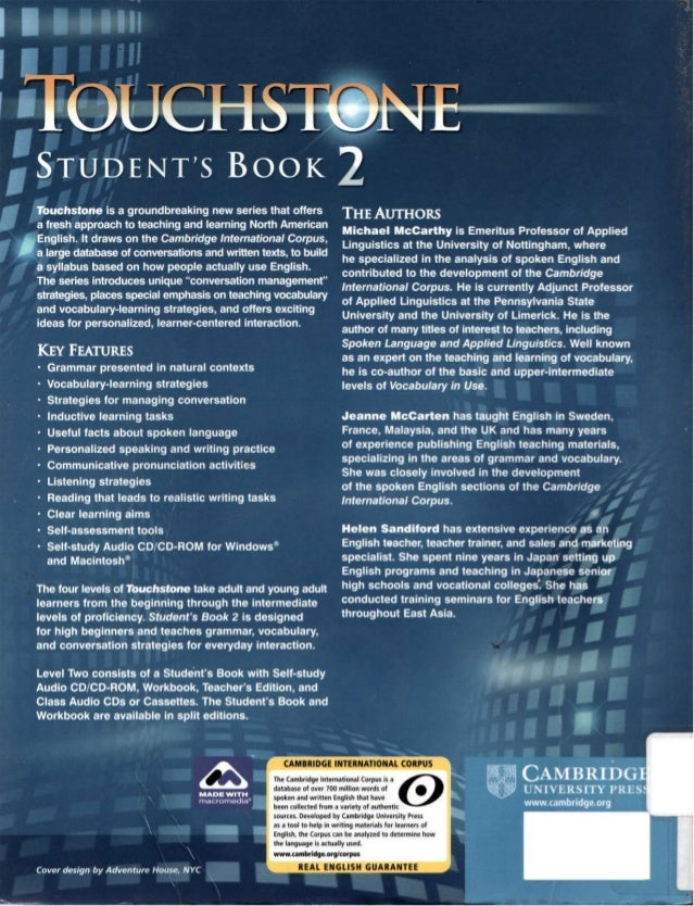 touchstone 2 teacher book.zip