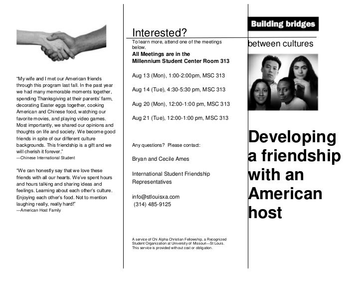 Interested?                                                   To learn more, attend one of the meetings                   ...