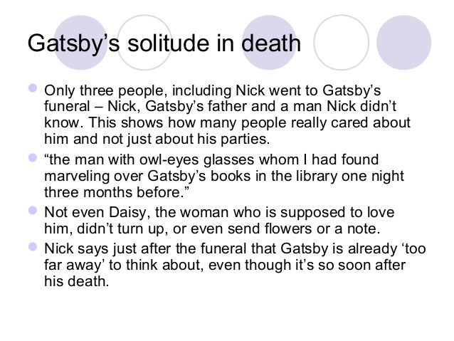 gatsby s obituary The great gatsby, a work that seriously examines the theme of aspiration in an american setting, defines the classic american novel matthew j bruccoli's a brief life of fitzgerald originally appeared in f scott fitzgerald: a life in letters , ed bruccoli with the assistance of judith s baughman (new york: scribners, 1994) essay.
