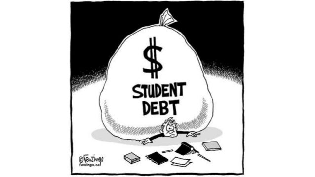 the debt problem for the students in the united states A new survey points to a big problem: student debt, rent, health insurance and attending friends' weddings are preventing young people from saving up published: 18 feb 2016.