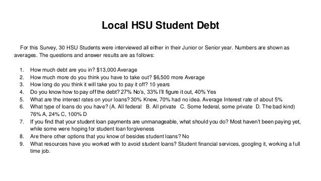 the debt problem for the students in the united states Uk essays trusted by students since 2003 0115 966 7955 today's opening times 10:00 - 20:00 (gmt) these problems were later solved when alexander hamilton established the first bank of the united states we can see the effect that money supply and war have on the united states national debt.