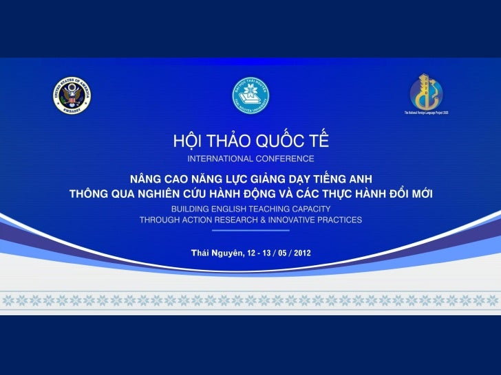 Phùng Văn Huy                          phunghuy.edu@gmail.comFaculty of Foreign Languages, Thai Nguyen University