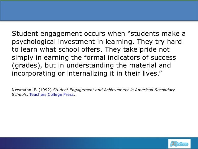 student engagement formative assessment critical thinking